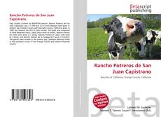 Portada del libro de Rancho Potreros de San Juan Capistrano