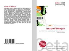 Treaty of Monçon的封面