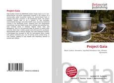 Copertina di Project Gaia