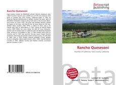 Capa do livro de Rancho Quesesoni