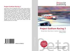 Bookcover of Project Gotham Racing 2