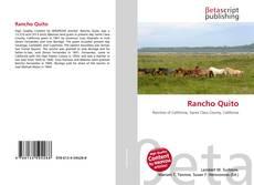Bookcover of Rancho Quito