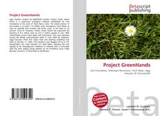 Bookcover of Project GreenHands