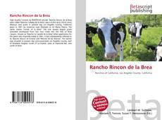 Capa do livro de Rancho Rincon de la Brea