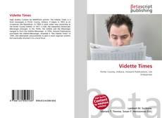 Обложка Vidette Times