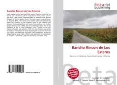 Buchcover von Rancho Rincon de Los Esteros