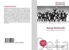 Bookcover of Nanaji Deshmukh