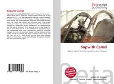 Capa do livro de Sopwith Camel