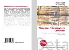 Capa do livro de Alexander Nikolajewitsch Ostrowski