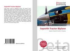 Copertina di Sopwith Tractor Biplane