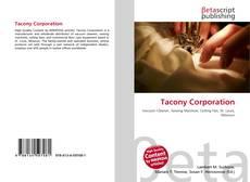 Portada del libro de Tacony Corporation