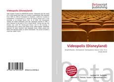Buchcover von Videopolis (Disneyland)