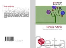 Senecio Pulcher kitap kapağı