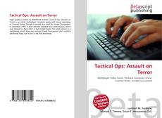 Tactical Ops: Assault on Terror的封面