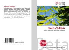 Bookcover of Senecio Vulgaris