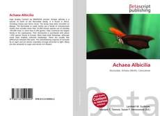 Borítókép a  Achaea Albicilia - hoz