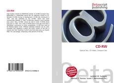 Bookcover of CD-RW
