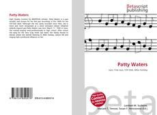 Capa do livro de Patty Waters