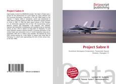 Buchcover von Project Sabre II
