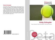 Patty Schnyder kitap kapağı