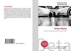Обложка Patty Moise