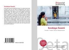 Couverture de Sorakaya Swami
