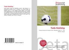 Bookcover of Tada Keelalay