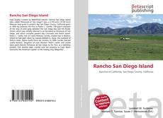Buchcover von Rancho San Diego Island