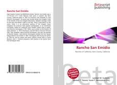 Rancho San Emidio kitap kapağı