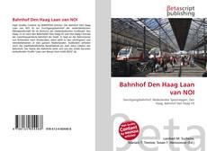 Обложка Bahnhof Den Haag Laan van NOI