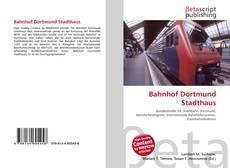 Обложка Bahnhof Dortmund Stadthaus