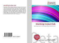 Copertina di Worthing Cricket Club