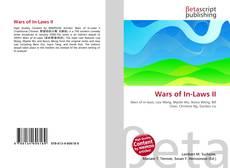 Обложка Wars of In-Laws II