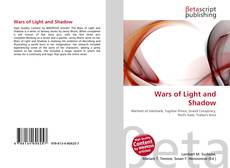 Couverture de Wars of Light and Shadow