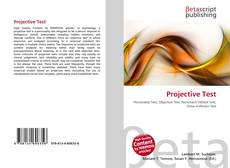 Bookcover of Projective Test