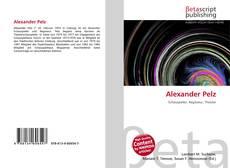 Buchcover von Alexander Pelz