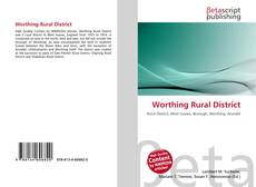 Portada del libro de Worthing Rural District