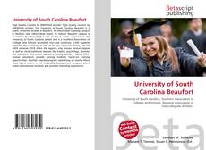 Bookcover of University of South Carolina Beaufort