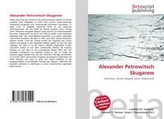 Buchcover von Alexander Petrowitsch Skugarew