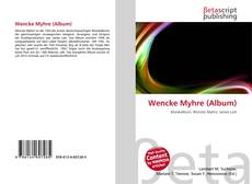 Bookcover of Wencke Myhre (Album)