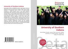 University of Southern Indiana的封面