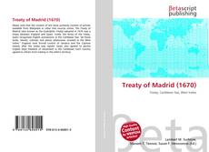 Bookcover of Treaty of Madrid (1670)