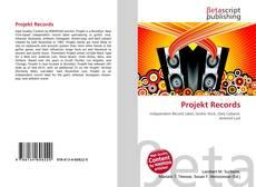 Copertina di Projekt Records
