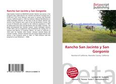 Rancho San Jacinto y San Gorgonio kitap kapağı