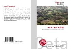 Capa do livro de Sorbo San Basile