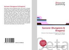 Capa do livro de Sorcerer (Dungeons & Dragons)