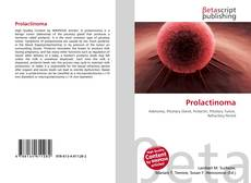 Bookcover of Prolactinoma