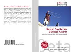 Buchcover von Rancho San Ramon (Pacheco-Castro)
