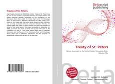Portada del libro de Treaty of St. Peters