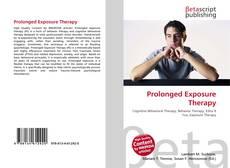 Обложка Prolonged Exposure Therapy